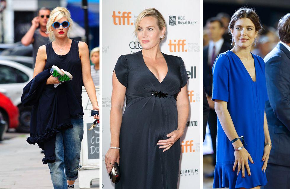 Les stars enceintes du moment : Leurs plus beaux looks (Photos)