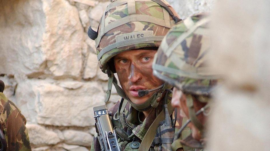 El príncipe Guillermo abandona el Ejército