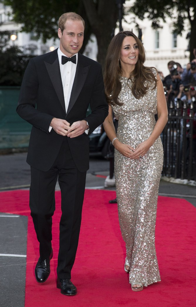 Kate et William aux Tusk Trust Conservation Awards