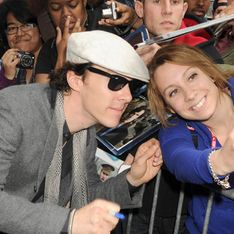 Benedict Cumberbatch thinks fan art is a bit weird