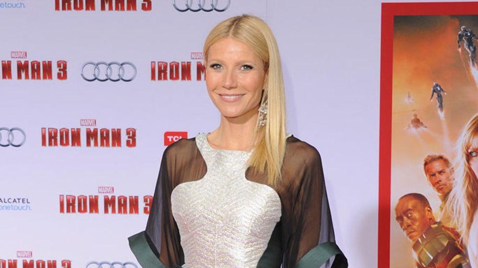 Gwyneth Paltrow : Elle embrasse une femme ! (vidéo)