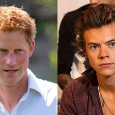 Rock or real royalty? Prince Harry vs. Harry Styles