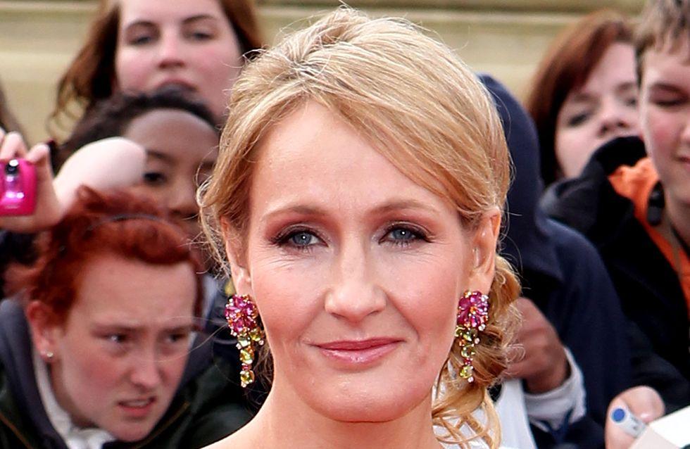 J.K. Rowling prépare un nouveau film autour d'Harry Potter