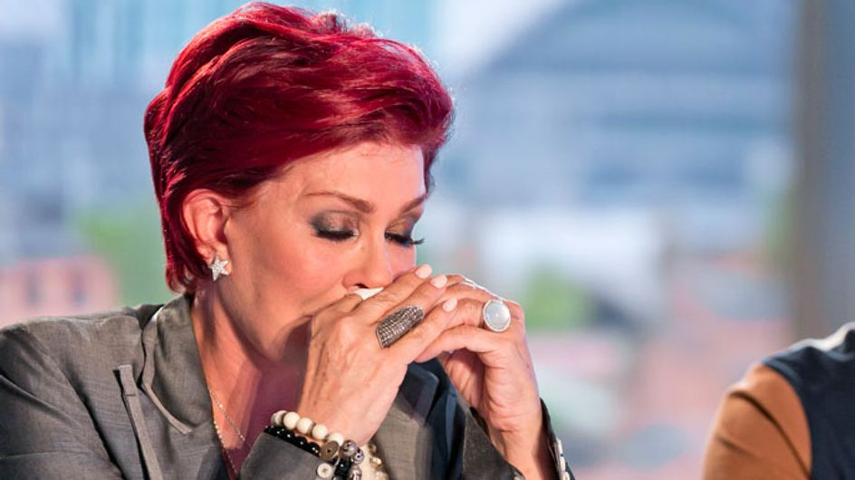 The X Factor 2013: Judge Sharon Osbourne brought to tears by returning hopeful