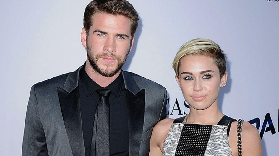 Miley Cyrus: Schluss gemacht via Twitter?