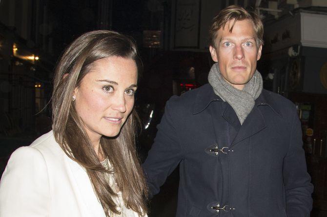 Pippa Middleton e Nico Jackson