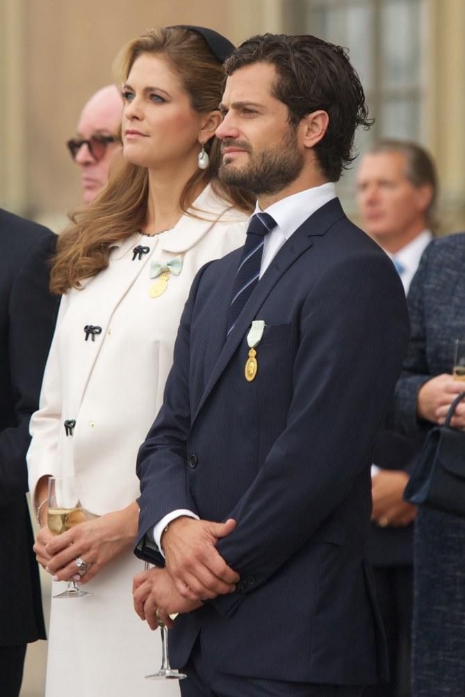 Prinzessin Madeleine & Prinz Carl Philip
