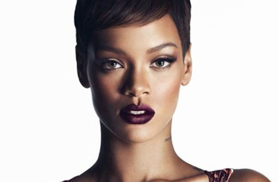 Rihanna's new autumn/winter MAC make-up collection