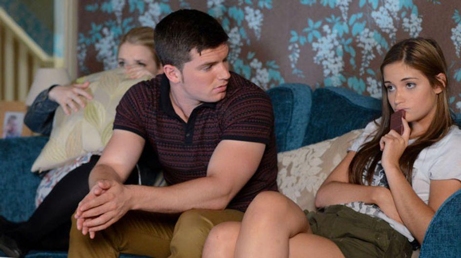 EastEnders 23/09 – Joey makes an effort but Lauren's lost interest