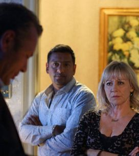 EastEnders 27/09 – David asks Carol for a second chance