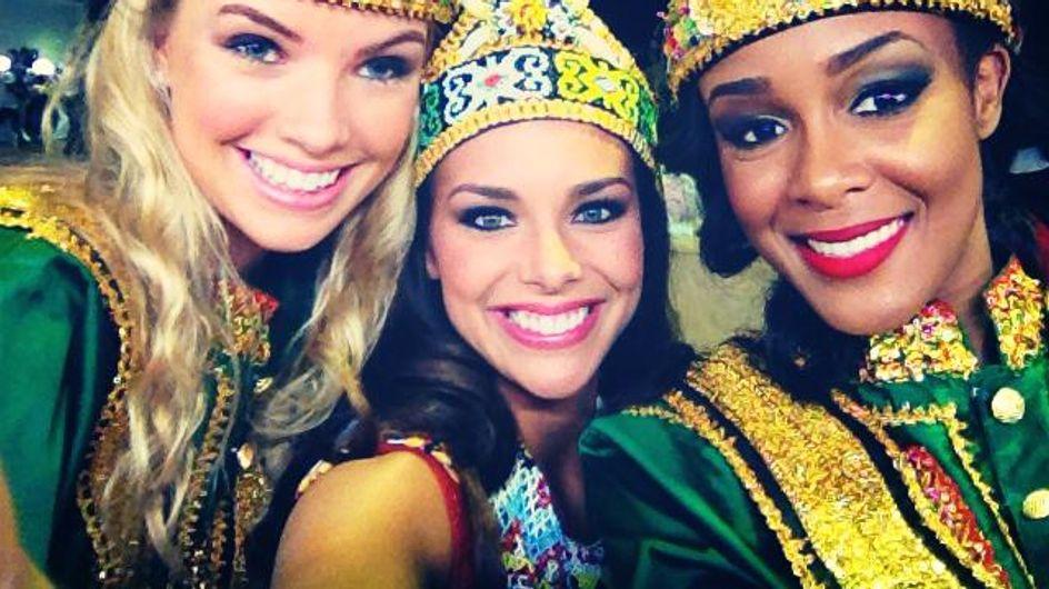 Marine Lorphelin : Son aventure Miss Monde en photos