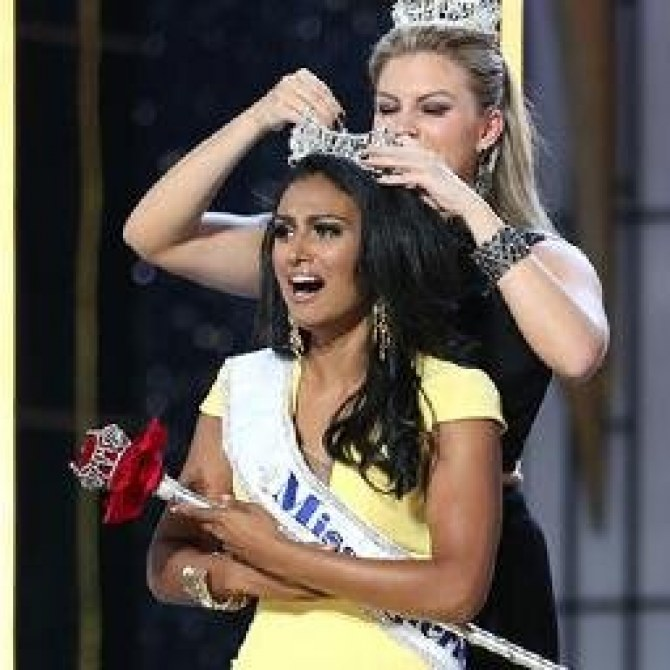 Miss New York, sacrée Miss America