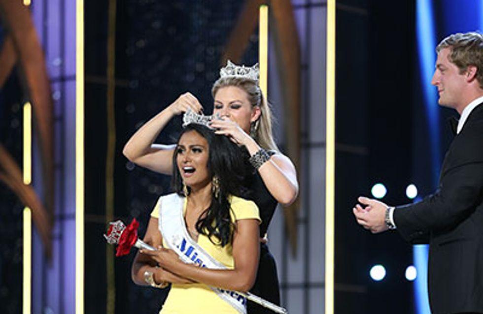 Miss America traitée de terroriste sur Twitter
