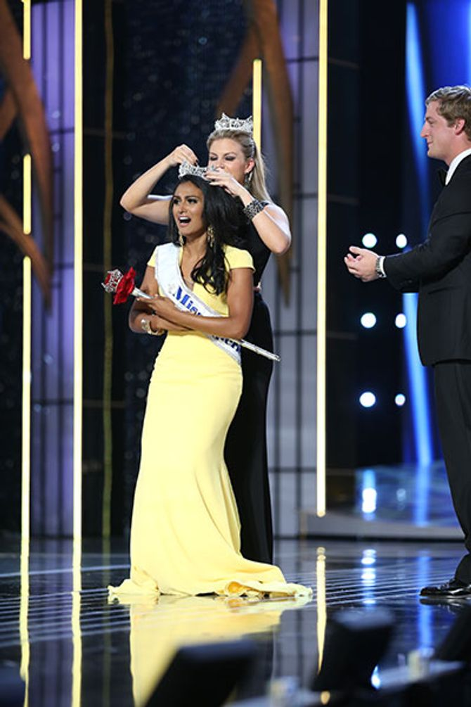 Miss New York, sacrée Miss America