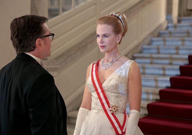 Nicole Kidman en princesse