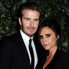 David Beckham shows off new Victoria Beckham tattoo