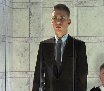 Hollyoaks 01/10 - Ste pleads guilty
