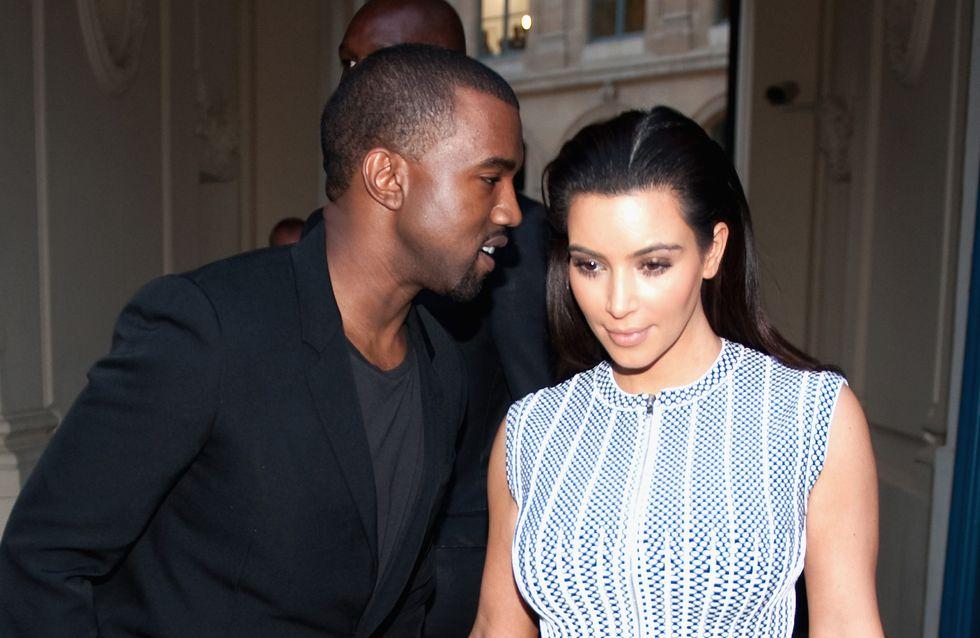 Kim Kardashian prend ses distances avec sa famille pour Kanye West