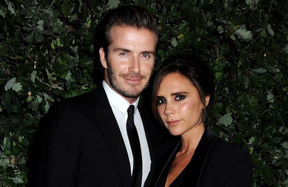 David Beckham : Un nouveau tatouage pour Victoria (Photos)