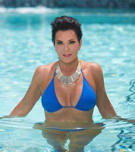 Kris Jenner, sa photo sexy en bikini