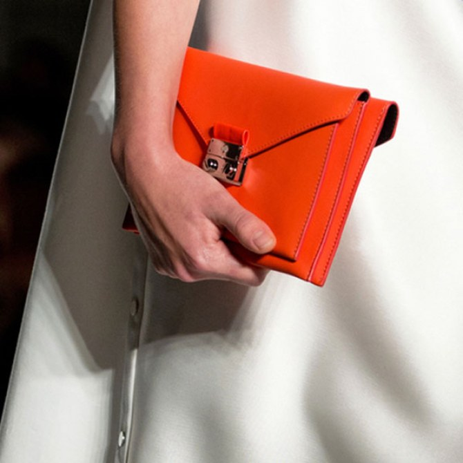 London Fashion Week: Mulberry handbag alert SS14 collection