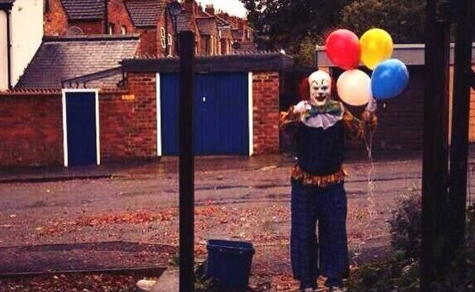 Northampton's Clown