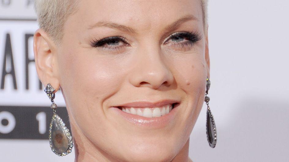 Pink : Elue femme de l'année