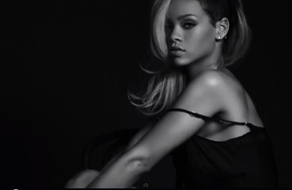Rihanna : Torride pour son nouveau parfum (vidéo)