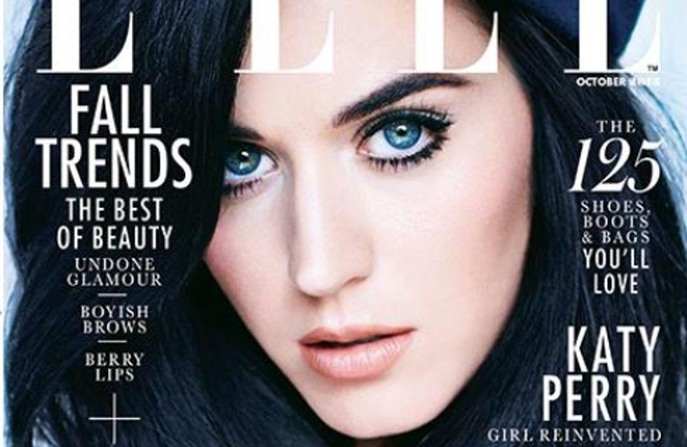 Katy Perry, divine en couverture du ELLE Canada