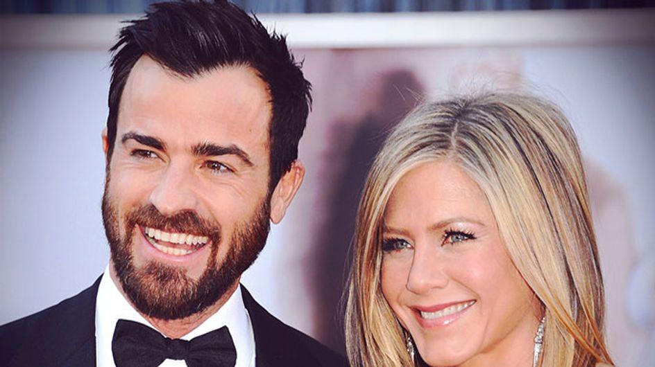 Jennifer Aniston demands Justin Theroux get rid of bizarre STI art collection