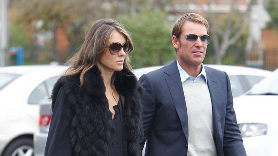 Schock für Liz Hurley: Ihr Verlobter hat sie betrogen!