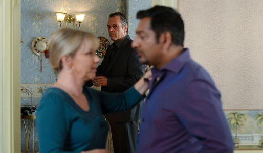 Is Carol and Masood's bond strong enough?