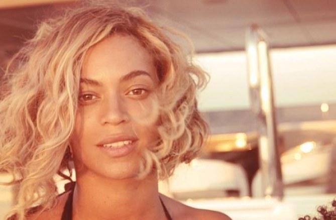 Beyoncé sans maquillage