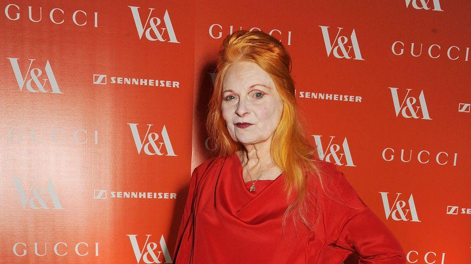 """Vivienne Westwood : """"Achetez moins de vêtements"""""""