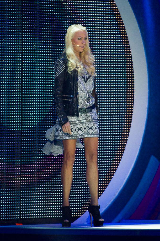Jenny Elvers-Elbertzhagen bei 'Promi Big Brother'