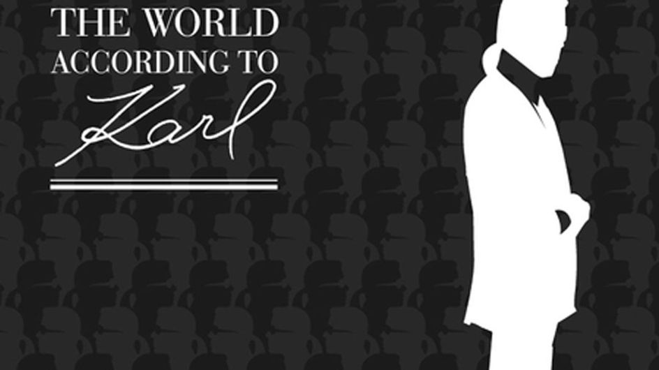 Karl Lagerfeld releases must-read book