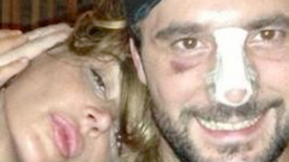 Incidente per la Moric e il marito