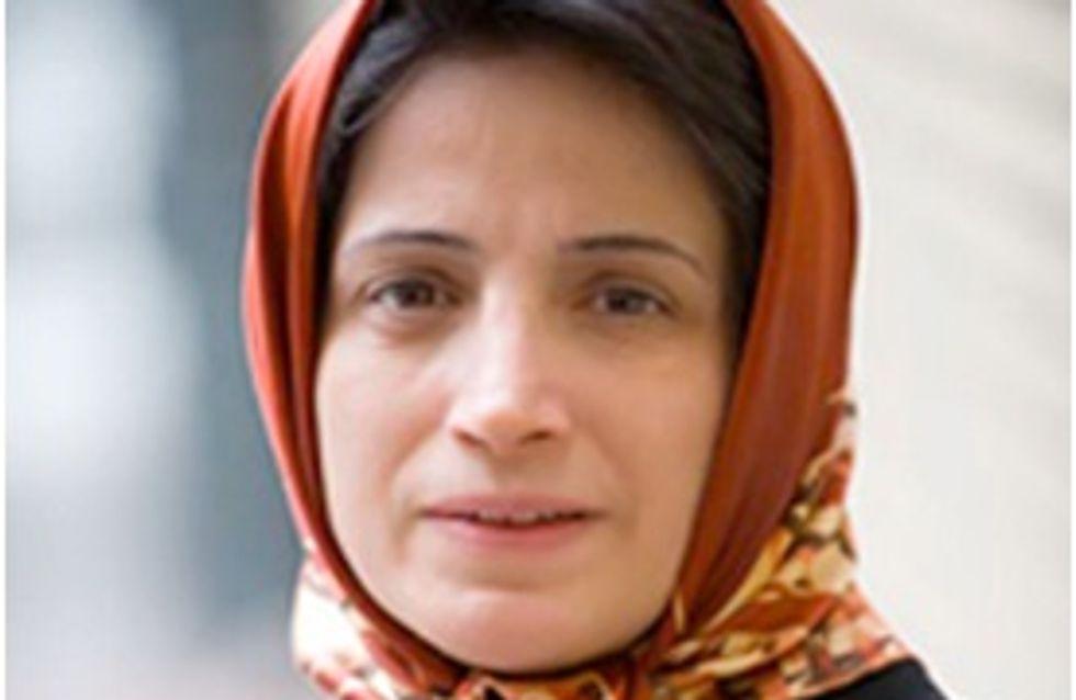 Iran : L'avocate des droits de l'Homme Nasrin Sotoudeh libérée