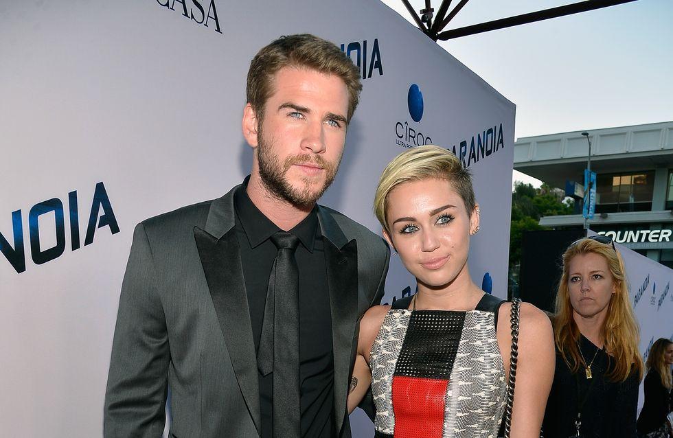 Miley Cyrus : Liam Hemsworth lui laisse sa bague de fiançailles