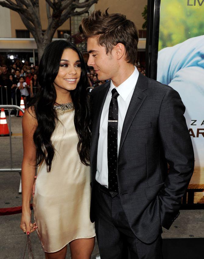 Zac Efron & Vanessa Hudgens 2010