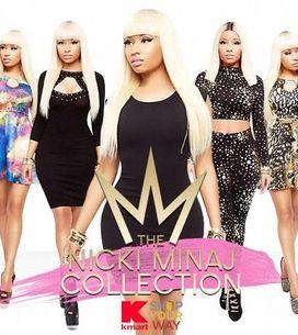 Nicki Minaj : Sa première collection pour K-mart (Photos)