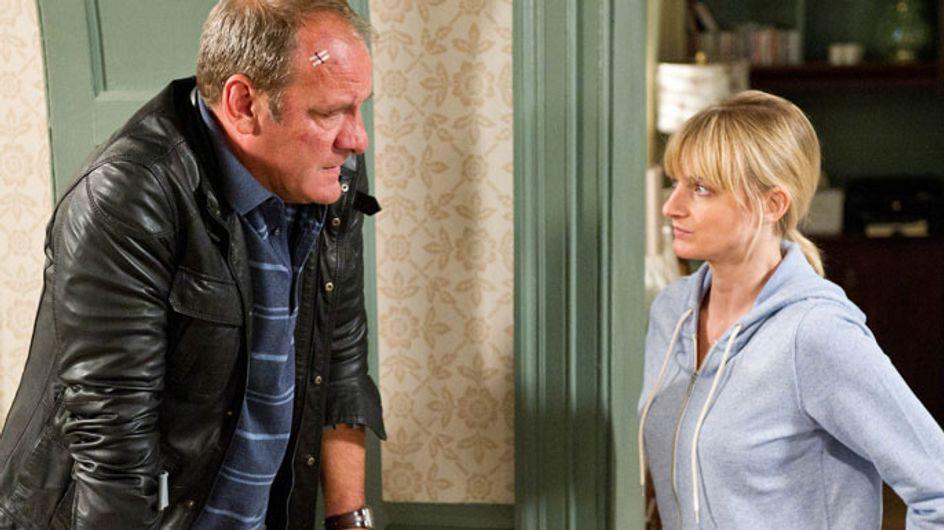 Emmerdale 03/10 - Jimmy tells Nicola the harsh truth