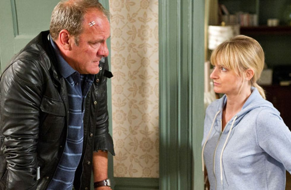 Emmerdale 03/10 - Jimmy tells Nicola the harsh truth
