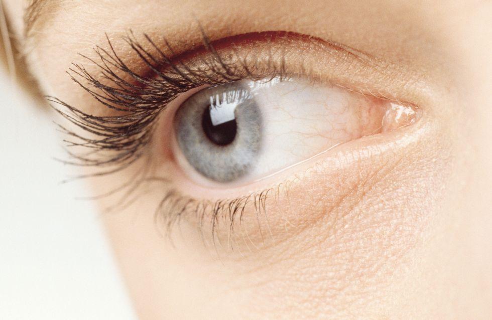 Une chirurgie laser permet aux yeux noirs de devenir bleus