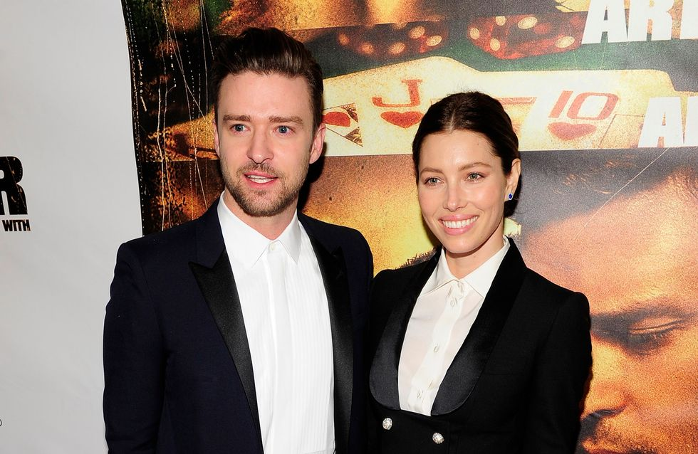 Jessica Biel et Justin Timberlake : 1 couple, 1 style (Photo)