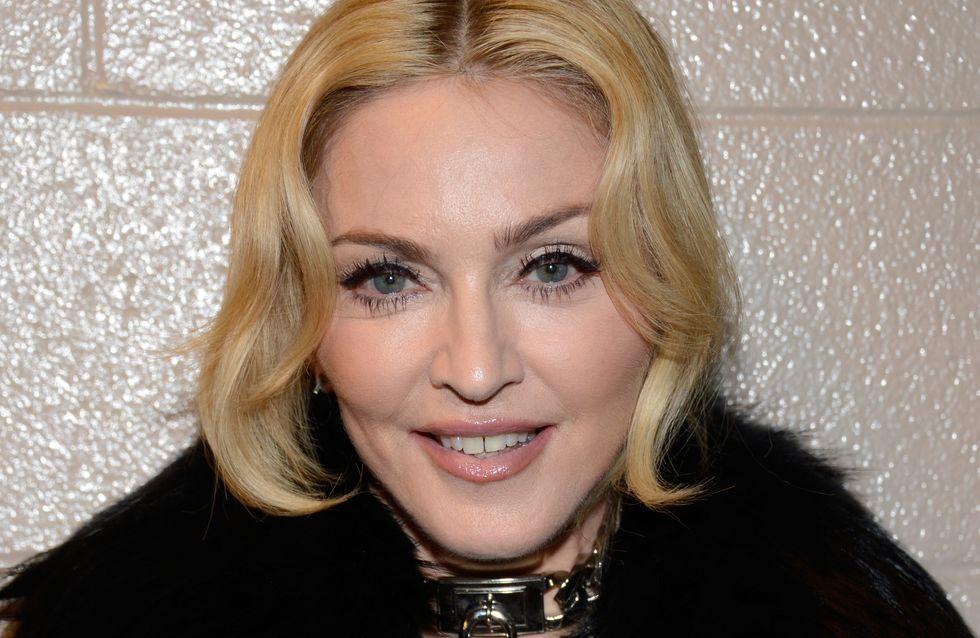 Madonna : Elle raconte sa nuit avec Brad Pitt...