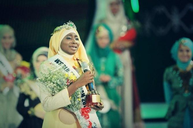 Obabiyi Aishah Ajibola, Miss Musulmane 2013
