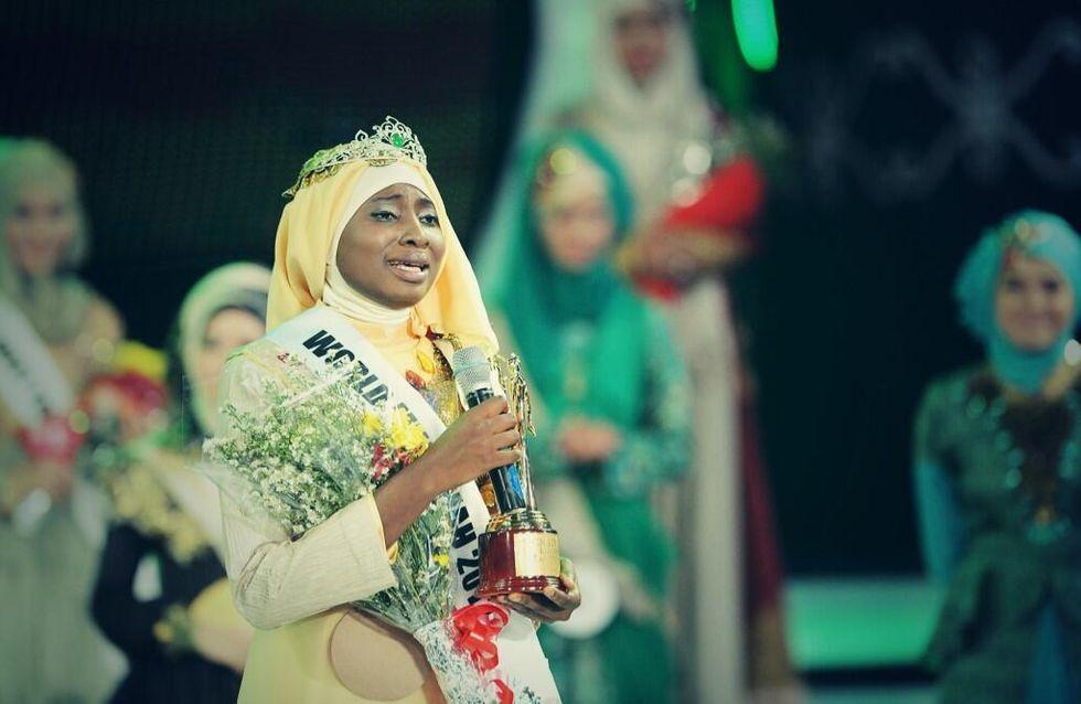 Oubliez Miss Monde, voici Miss Musulmane !
