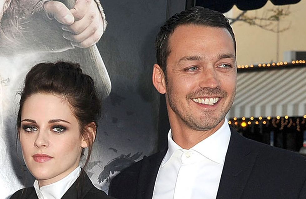 What about Rob? Kristen Stewart dated Rupert Sanders again after his divorce