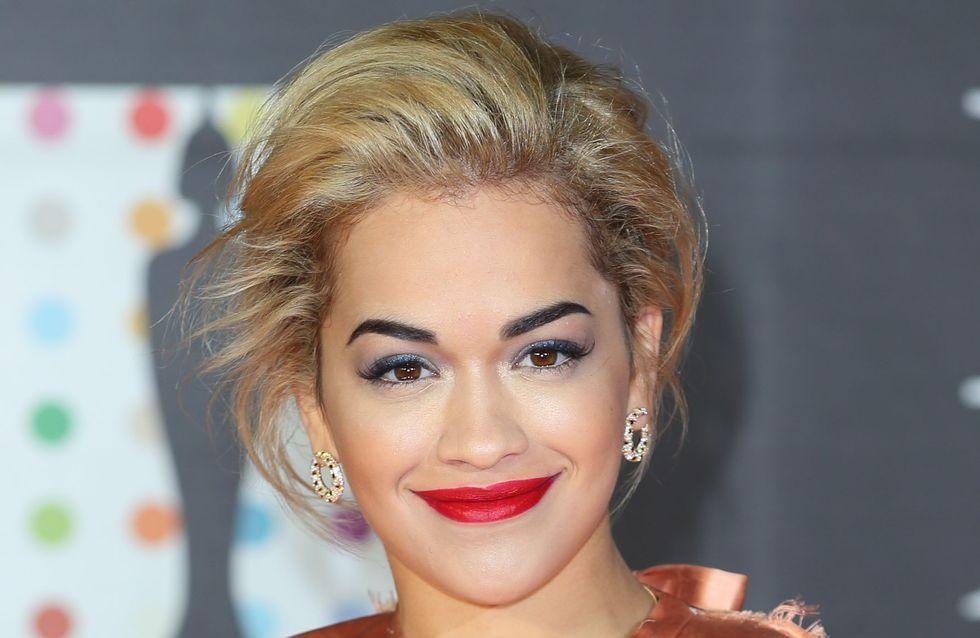 Rita Ora collabore avec Rimmel London pour une ligne de make-up !